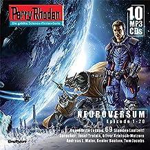 Perry Rhodan Sammelbox Neuroversum-Zyklus 1-20