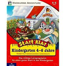 Startklar Kindergarten 4-6 Jahre. CD- ROM für Windows 3.11/95