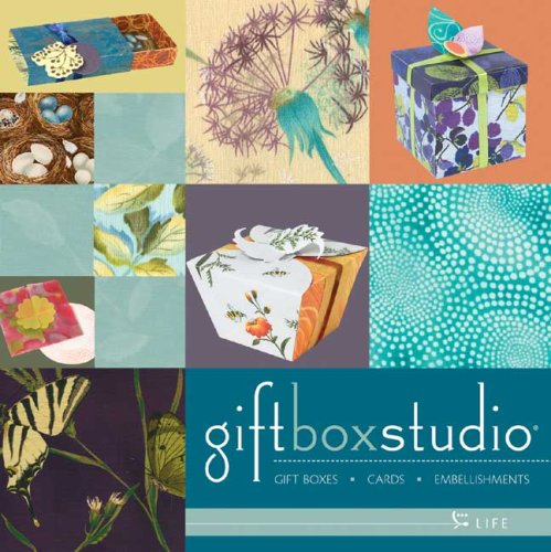 Gift Box Studio: Gift Boxes, Cards, Embellishments (Create & Treasure (C&T Publishing)) (Card Box Library)