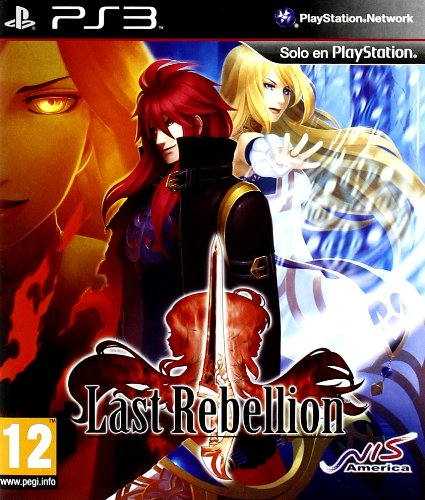 Last Rebellion [Spanisch Import]
