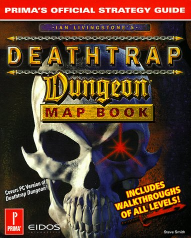Deathtrap Dungeon Map Book (PC Version)