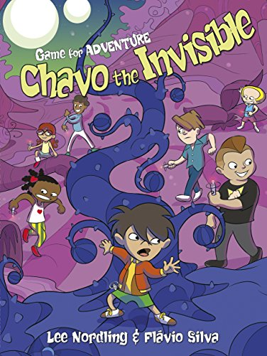 Chavo the Invisible (Game for Adventure) (English Edition ...