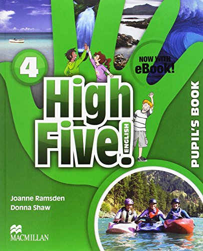 HIGH FIVE! 4 Pb (ebook) Pk