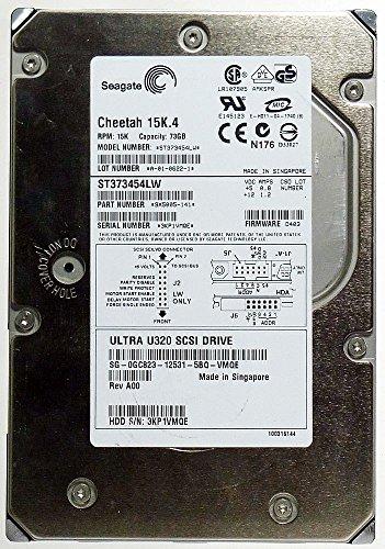 73GB HDD Seagate Cheetah ST373454LW 15K U320 68p ID12387 -
