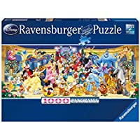Ravensburger Disney - Panorama, puzzle de 1000 piezas 15109 7 - Peluches y Puzzles precios baratos