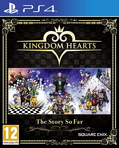 Kingdom Hearts: The Story so far PS4 Best Price and Cheapest