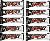 Mars Protein Riegel Von Mars Proteinbar Eiweißriegel Eiweiß Whey Bodybuilding (10 Riegel)