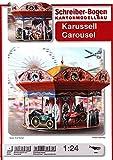 Aue Verlag 23x 23x 16cm Karussell Modell Kit