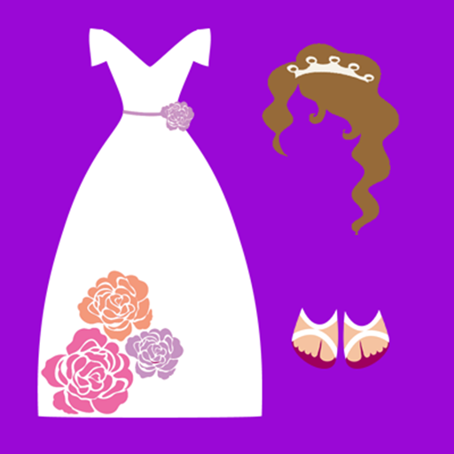 Bride Dress Up and Style Game