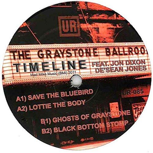 Timeline Feat. Jon Dixon & De'Sean Jones - Graystone Ballroom EP - Underground Resistance - UR-085