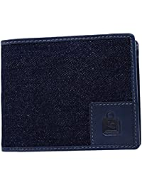 Le Craf Bean Stylish Wallet/Wallets/Purse with Id Card slot,Credit Debit card holder, and a coin pocket for Men and Boys-comes in an Elegant gift box
