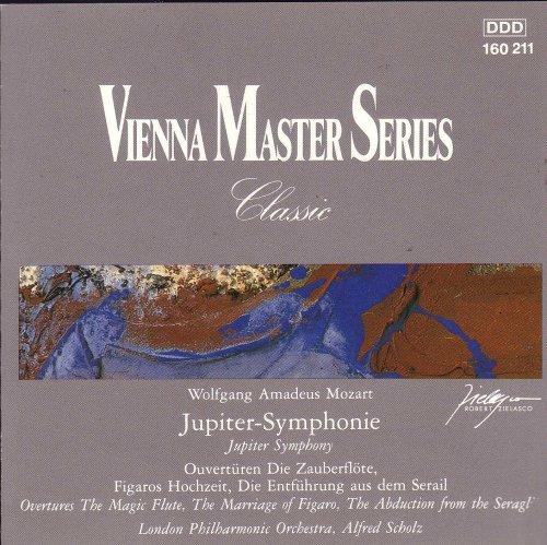 Vienna Master Series: Jupiter-Symphonie [UK Import] - Pilz-serie