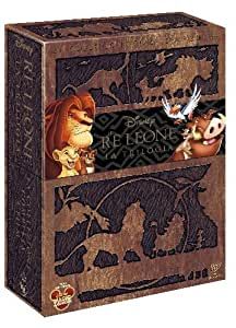 Il Re Leone - La Trilogia (3 Dvd) Rigid Case