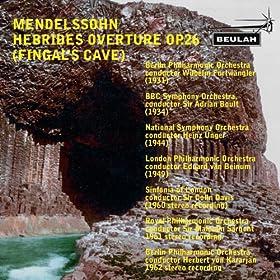 "Hebrides Overture, Op. 26 ""Fingal's Cave"""