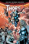 Secret Wars : Thors par Aaron