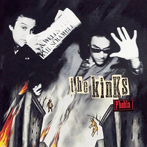 the Kinks: Phobia (Audio CD)