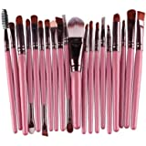 20PCS cosmetische make-up Borstels Set Professional Blender Brush Foundation Poeder oogschaduw kwast Lip Brush Beauty Care Ex