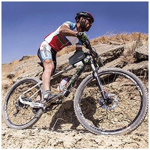 TURATA- Borse Bicicletta per Telaio Anteriore