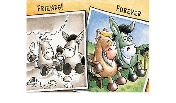 Couverture de Puzzle 1000 pièces Friend! Forever