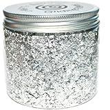 Cosmic Shimmer CSGFSILVMOON - Pan de oro, color plateado