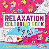 CADEAUX POUR LES FILLES LIVRE DE COLORIAGE ZEN DE TOUT AGE: 3 4 5 6 7 8 9 - une relaxation pour les enfants. Excellent cadeau d'anniversaire...