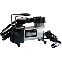 Autofurnish Destorm Air Compressor Pump Tire Inflator 12V Electric Car Bike Suv Metal