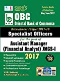 Oriental Bank of Commerce ( OBC ) Specialist officers ( Assistant Manager ) Exam Books 2017