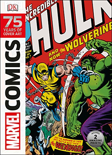 Marvel Comics. 75 Years Of Cover Art (Dk)