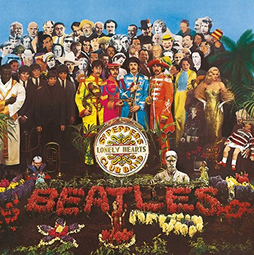 Sgt. Pepper's Lonely Hearts Club Band - 50th Anniversary (Coffret limité 4 CD + 1 DVD + 1 Blu-Ray)
