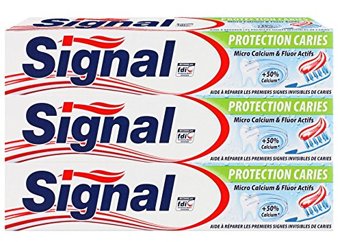 signal-dentifrice-protection-caries-75ml-lot-de-3