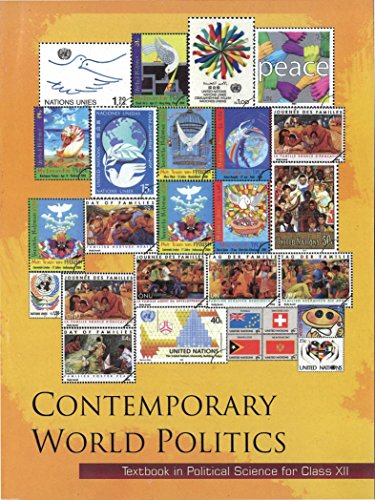Contemporary World Politics Textbook in Political Science for Class – 12  – 12107 61J605WpC L