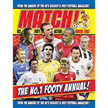 """Match"" Annual 2007: From the Makers of Britain's Bestselling Football Magazine (Annual)"