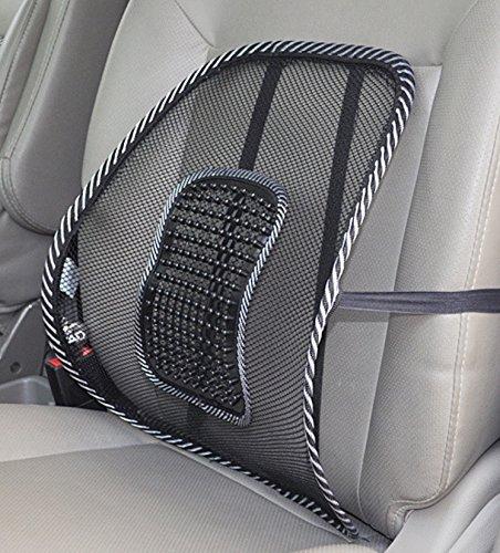 Preisvergleich Produktbild Auto KFZ Büro Lordosenstütze Rückenlehne Lendenkissen Stuhl Sitz Sessel Stütze