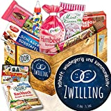 Sternzeichen Zwilling ++ Zwilling Geschenkidee ++ DDR Süßigkeiten