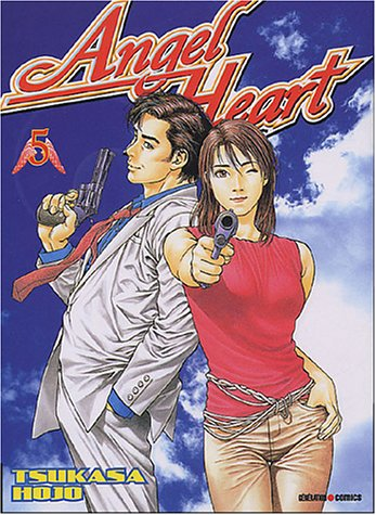 Angel Heart Edition simple Tome 5