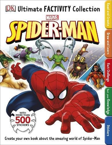 Spider-Man Ultimate Factivity Collection (Avengers Ultimate Collection)