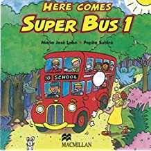 Here comes Super Bus: Level 1 / 2 Audio-CDs