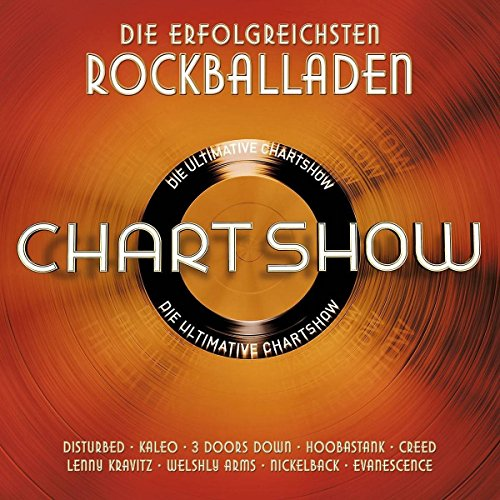 Die ultimative Chartshow - Rockballaden