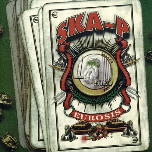 Ska-P: Eurosis (Audio CD)
