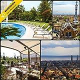 Viaje faros–Disfruta 4días a romántica en 4* * * * Hotel novotel Barcelona Cornella–Hotel cupones de cupones kurzreise Viajes viaje regalo