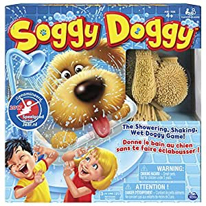 Spin Master Games Soggy Doggy   6040698