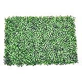 jincome Künstliche Kunststoff Ivy Leaf Screening Heckenschere 60x 40cm für Garten Terrasse Balkon