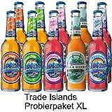 Trade Islands Iced Tea Probierpaket XL 10 Flaschen je 0,33l