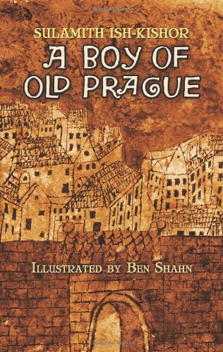 A Boy of Old Prague (Dover Children's Classics)