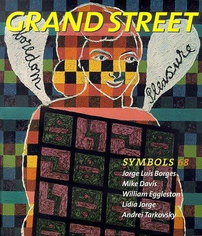 Portada del libro Grand Street: Symbols #68 by Eduardo Paolozzi (1999-07-22)