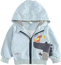 Bebone Baby Übergangsjacke Kleinkinder Herbst Jacke Jungen Mädchen Kleidung