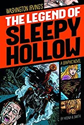 The Legend of Sleepy Hollow (Graphic Revolve: Common Core Editions) by Washington Irving (2014-07-06)