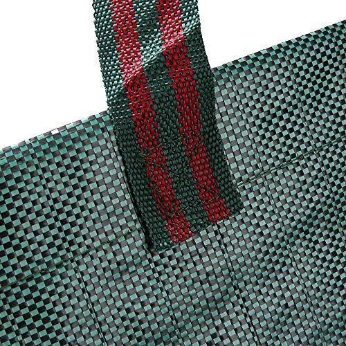 Zoom IMG-3 3x 300l sacchi da giardinaggio