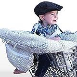 Baby Sitzbezug Reise, Kleinkind Hochstuhl Sicherheits Gurt Tragbar Kinder Einkaufswagenschutz,Streifen
