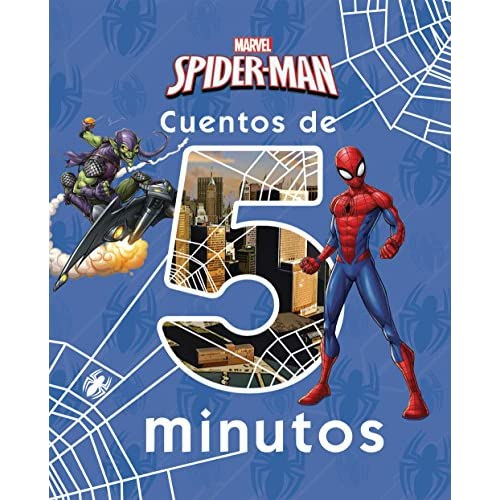 Spider-Man. Cuentos de 5 minutos 10
